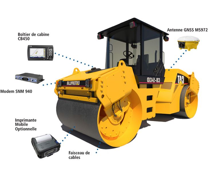 Compactarea asfaltului – CCSFlex. Sistemul CCSFlex este un sistem adaptat pentru compactoarele de asfalt, uşor de utilizat, flexibil şi accesibil pentru a optimiza controlul compactării asfaltului şi pentru a creşte competitivitatea.