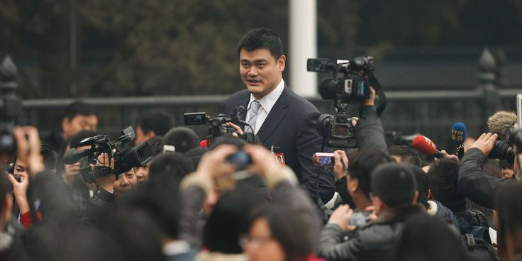 Chinese Basketball Association elects Yao Ming as president