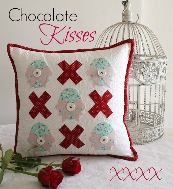 Threadbare Creations- Chocolate Kisses