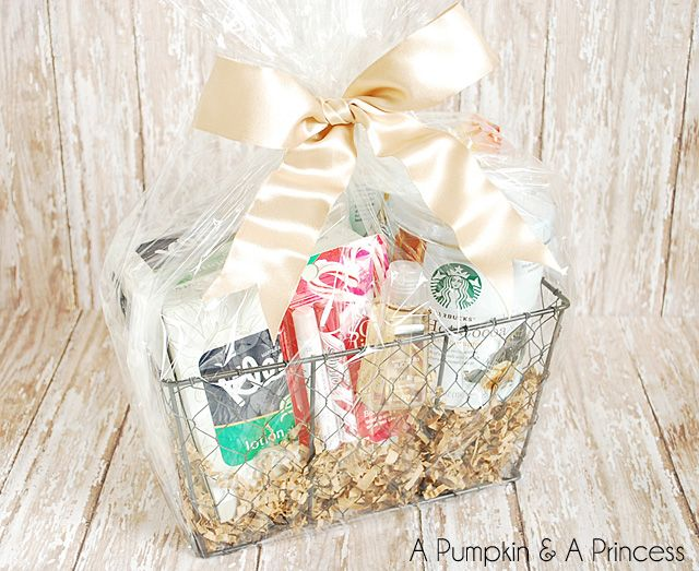Get Well Soon Gift Basket - would be great to have one of these already made on hand for if someone close to you gets sick