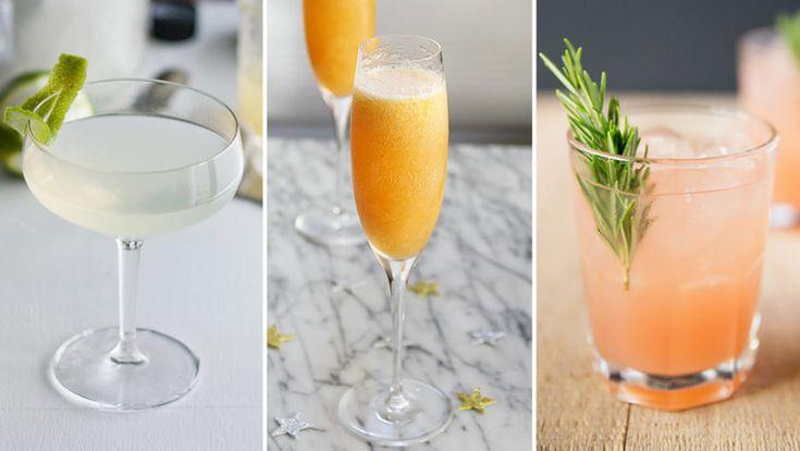9 enkla drinkar med två ingredienser