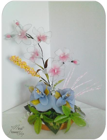 7 Best D Coration Florale En Bas Nylon Images On Pinterest