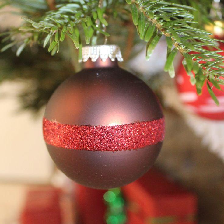 christmas tree ball diy ornement christmas tree diy