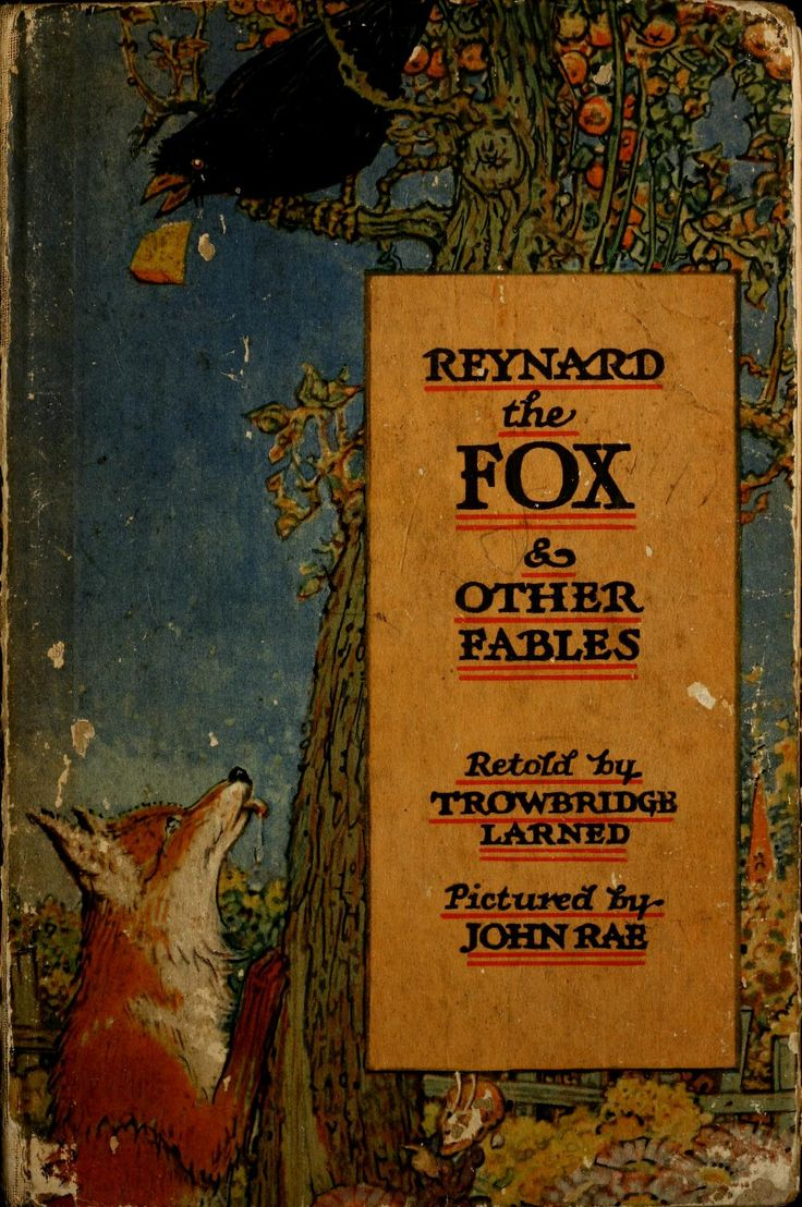 Reynard the Fox and other fables...creep silently Reynard, the TomTom is watching