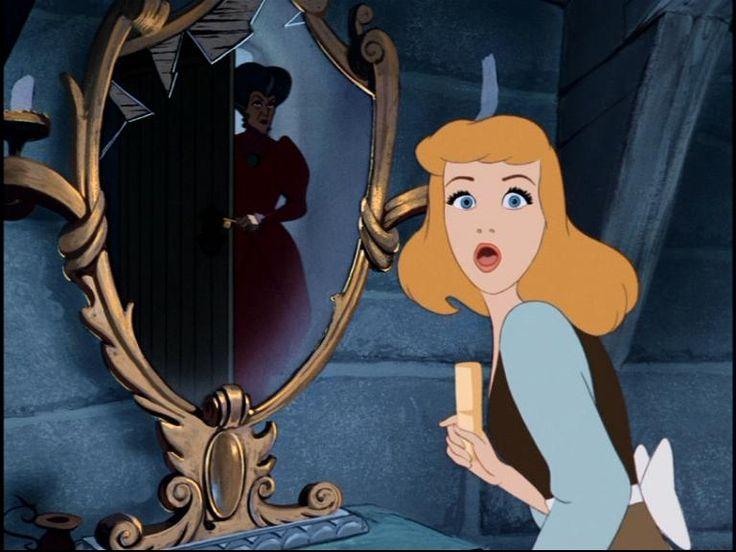 Cinderella and Stepmother