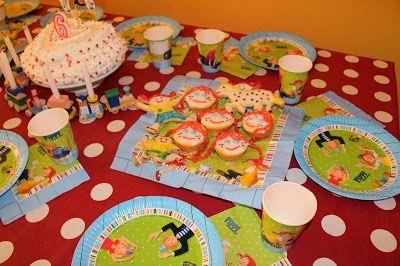 felinchens: Pippi Langstrumpf Party