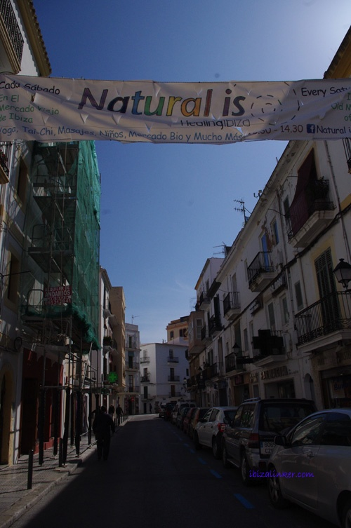 #Naturalismarket in #Ibiza #oldmarket. #HealingIbiza. via #IbizaLinker Photos by Liisi Toom @Liisi Toom  http://liisitoom.com