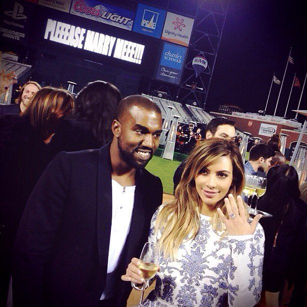 The Best Celebrity Proposals: From Kimye to George and Amal