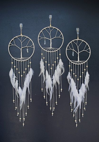 Bohemian Tree of Life Dream Catcher