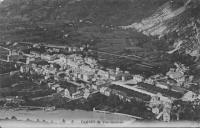 Cluses reconstruite selon un plan en damier. A découvrir avec les Guides GPPS http://www.gpps.fr/Guides-du-Patrimoine-des-Pays-de-Savoie/Pages/Site/Visites-en-Savoie-Mont-Blanc/Faucigny/Basse-vallee-de-l-Arve/Cluses