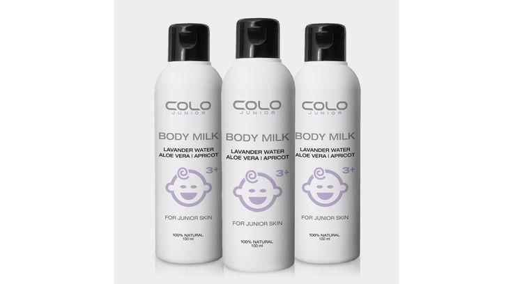Levendulás könnyű testápoló tej | body lotion with calming
