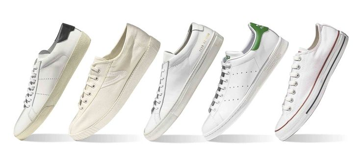The Best White Sneakers for Men