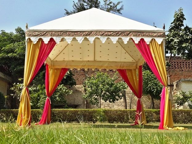 Indian Tents by Sangeeta International, Call to Buy : +919871142533