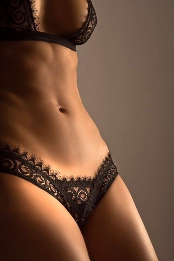 lace underwear....so sexy!