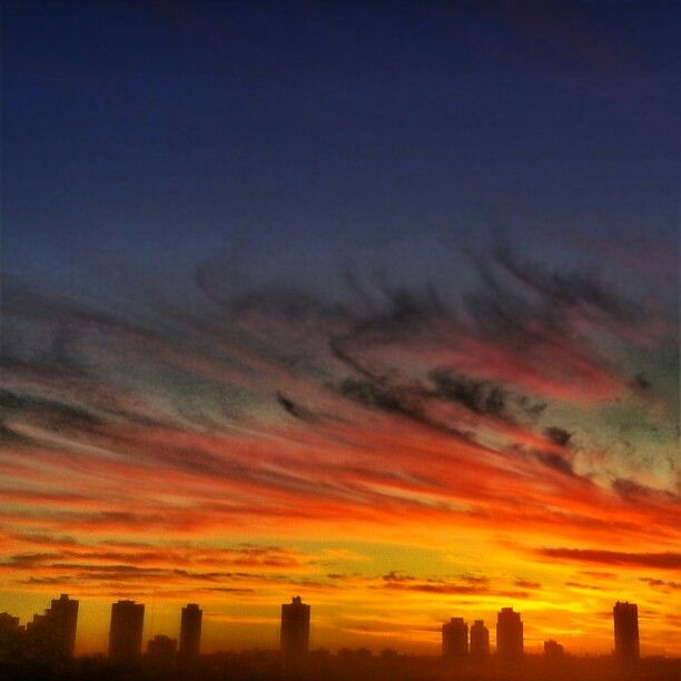 Fenix style #sky #clouds #sunset