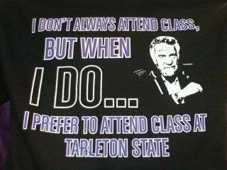 Tarleton State University Neeeeeeed this shirt!