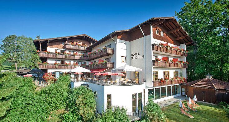 Hotel Bergruh - Füssen-Weissensee im Allgäu