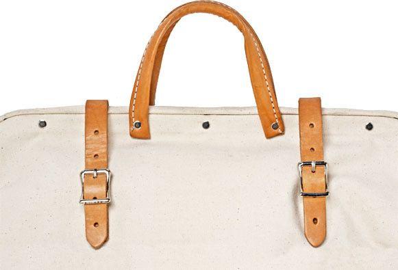 nice canvas Tool Bag - Kaufmann Mercantile