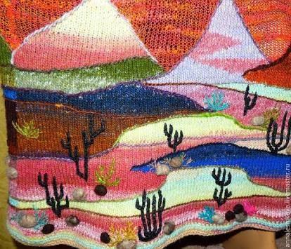 Картинки по запросу мексиканский пейзаж картины