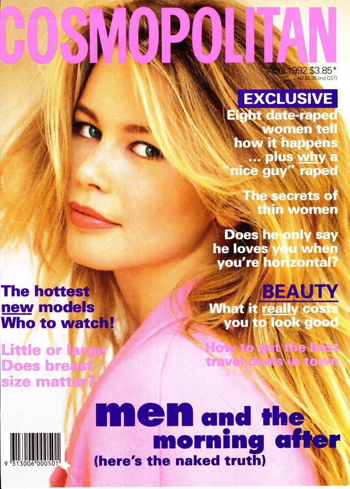 Woman pens Cosmopolitan essay lamenting her 'pretty' looks