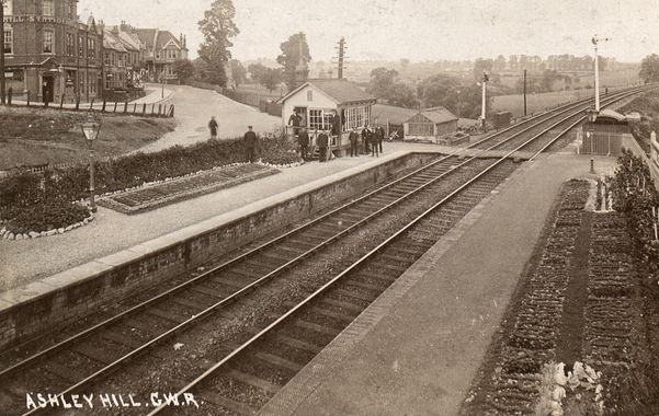 Ashley Hill 1900s.