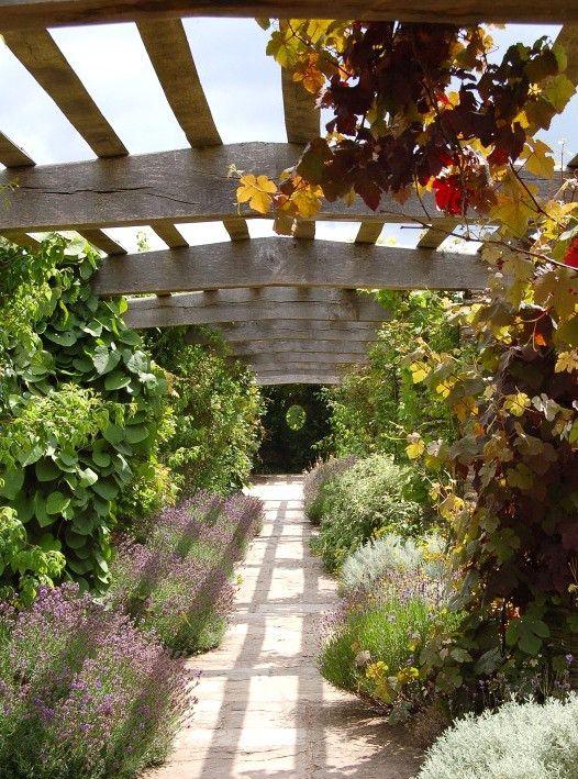 Hestercombe gardens gertrude jekyll landscape design for Gertrude jekyll garden designs