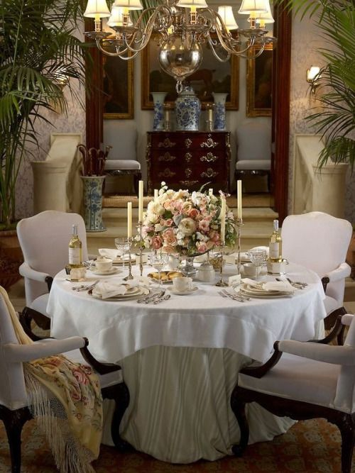 1000 images about diningrooms i love on pinterest ralph for Ralph lauren dining room ideas