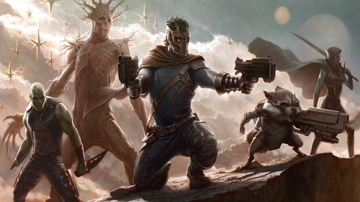 Guardians of the Galaxy (2014) 25