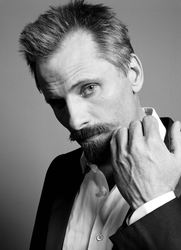 photography by paola kudacki — viggo mortensen