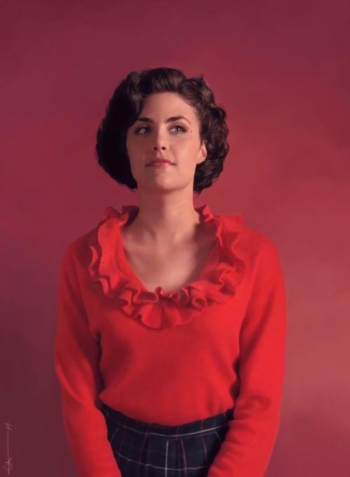 Sherilyn Fenn | Audrey Horne #twinpeaksquotes