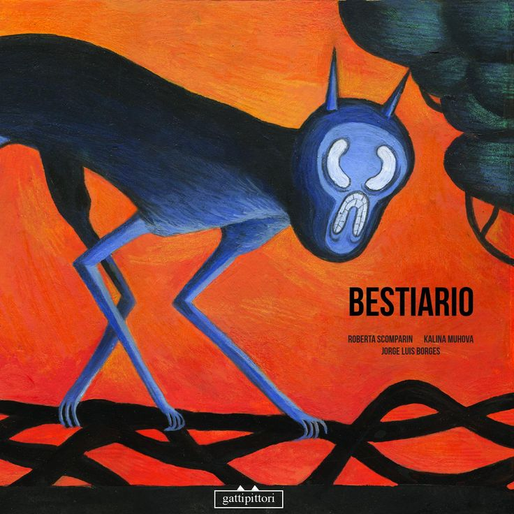 Bestiario  Project made by Roberta Scomparin and Kalina Muhova.