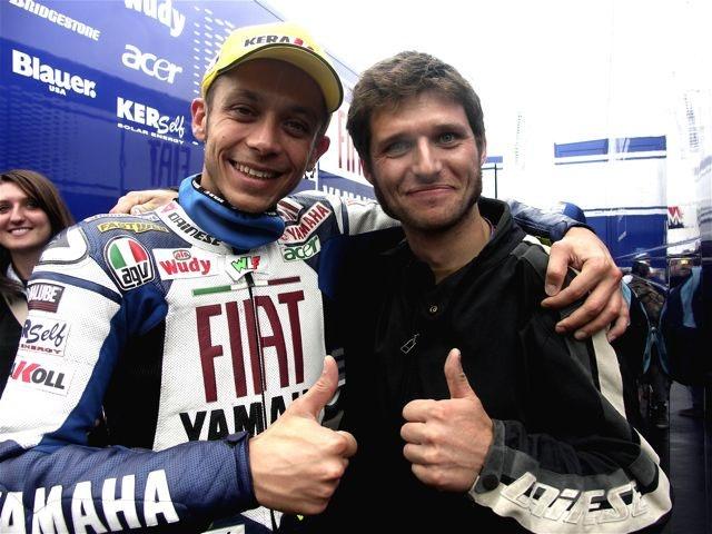_Valentino and Guy Martin