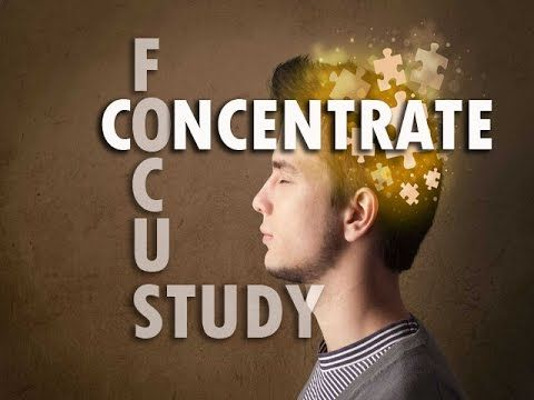 Background Music Instrumentals - STUDY FOCUS CONCENTRATE - HELPS YOU WORK