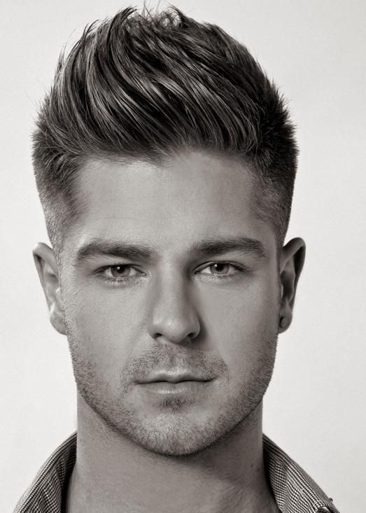 New hairstyles for men undercut 2014