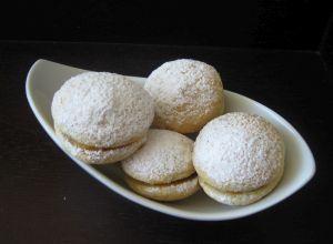 Empolvados, dulce chileno tradicional