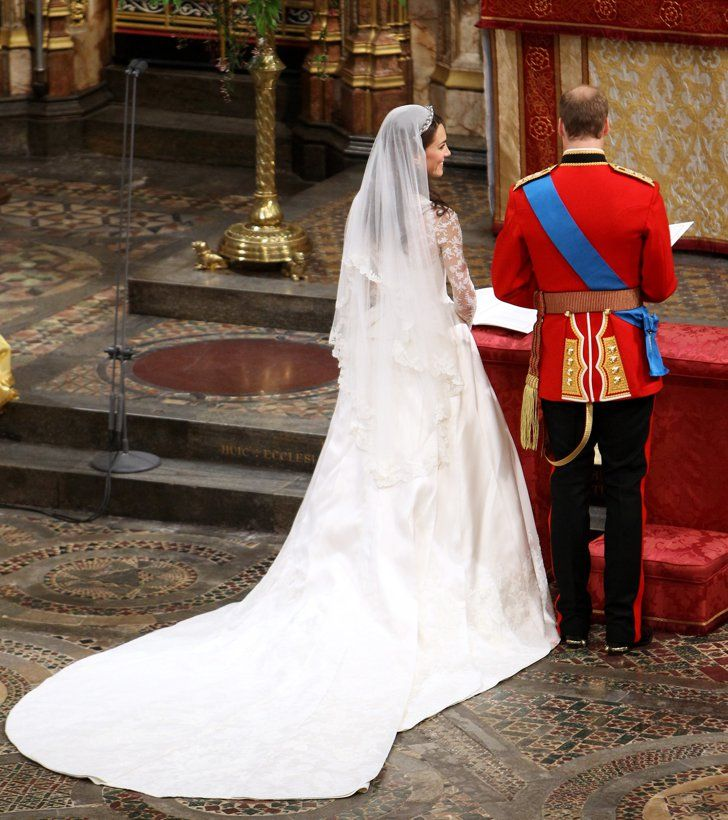 Pin for Later: If Kate Middleton's Your Bridal Icon, These Wedding Dresses Are For You
