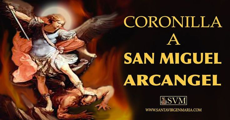 CORONILLA A SAN MIGUEL ARCANGEL
