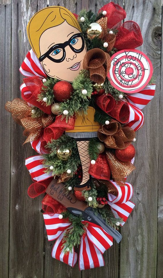 Christmas Mesh Wreath Christmas Wreath Christmas by BaBamWreaths