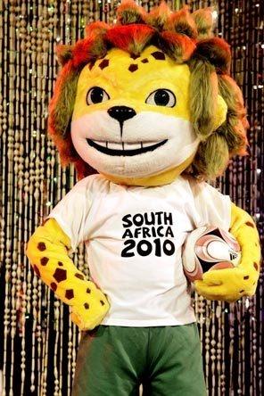 South Africa 2010 - Zakumi