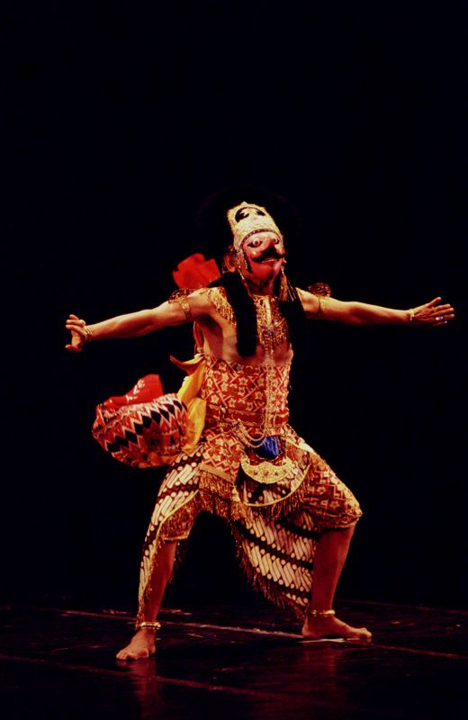 Mask Dance - Jakarta, Jakarta Raya. SHARE YOUR TRAVEL EXPERIENCE ON www.thetripmill.com! Be a #tripmiller!