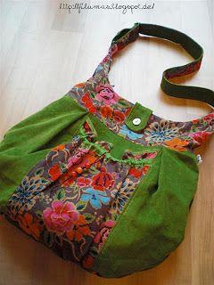 Jadies Welt: freebook Tasche-Jadie
