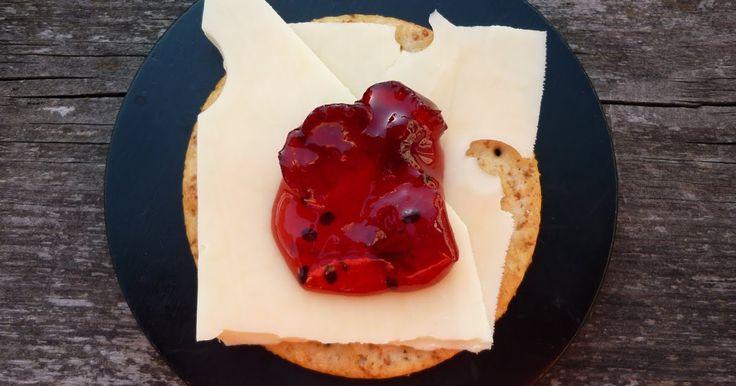 Hemma hos Annica: Krusbärsmarmelad med whiskey