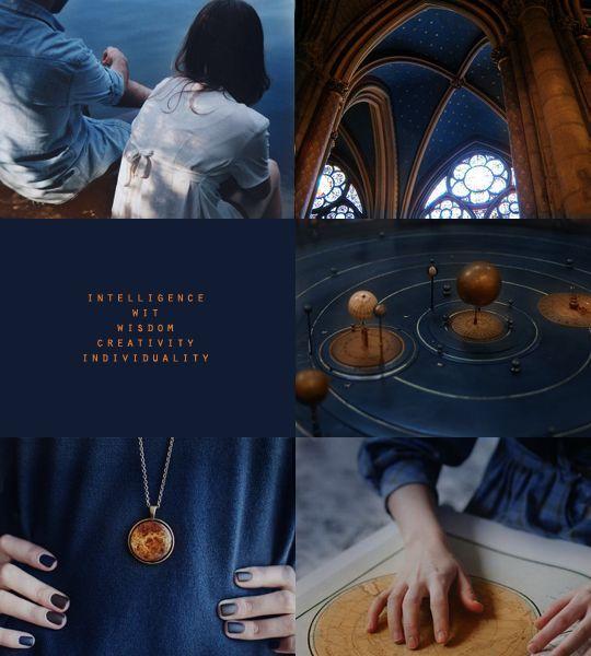 Hogwarts House Aesthetics – Ravenclaw