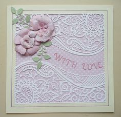 Cards Made By You | Tattered Lace