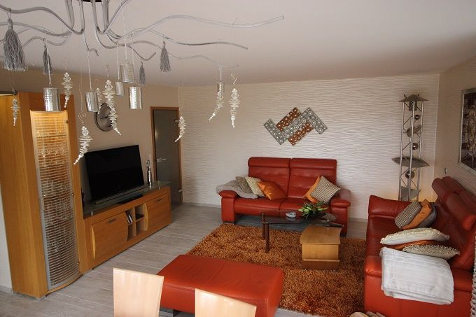 168 best Designideen Wohnzimmer images on Pinterest Live, Living - steintapete beige wohnzimmer