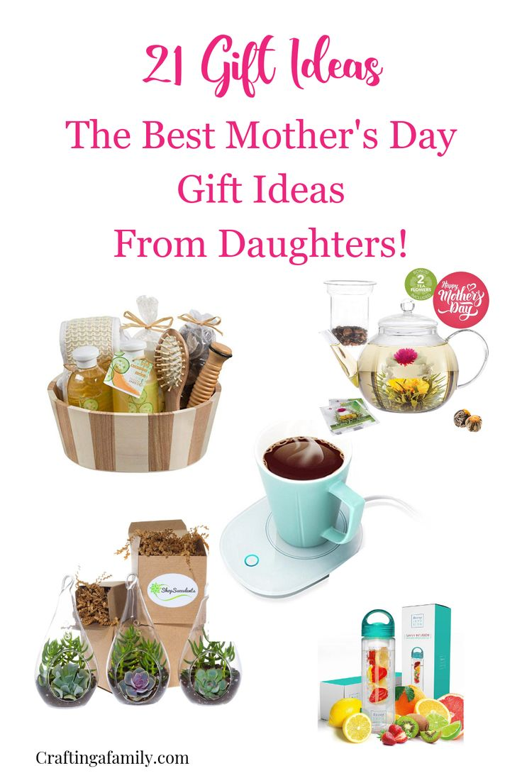 mother's day gifts for daughters from dad