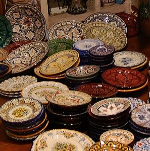 Spanish ceramics. & 17 best spanish plates images on Pinterest | Porcelain Decorative ...
