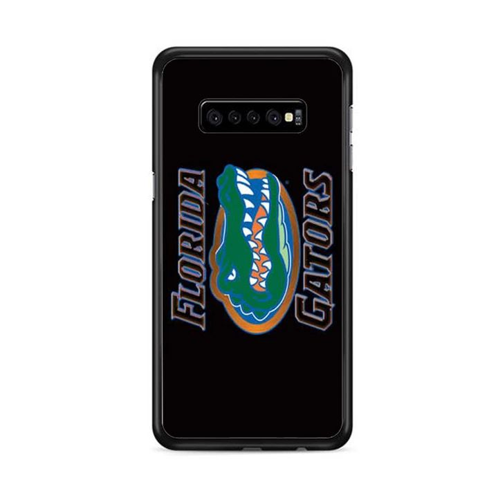 Florida gators black fade logo samsung galaxy s10 s10