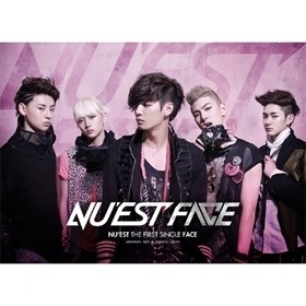 [NU`EST] Single Album Vol.1 (FACE)   $5.66