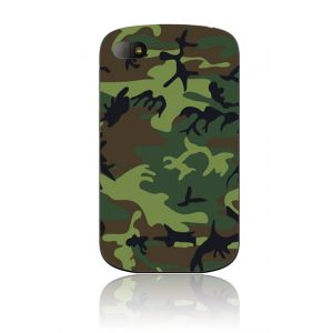 Changez le look de votre téléphone mobile BlackBerry Q10 avec une coque rigide Camouflage. #coque #blackberry #Q10 #case #cover #etui #housse #rigide #telephone #portable #camouflage